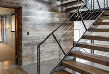 Stairs and Railings / unique and interesting staircase designs and ideas for utilizing the space under the stairs