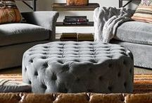 Velvet Vibes / Texture, comfort & style.