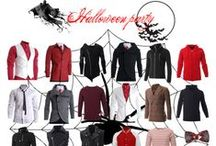 !! - Pinterest Fashion Board - !! / Fashion and Things about Halloween. Here You Can Pin Whatever You Want, As Much As You Want! No Nudity and Porn Images! No Duplicates at Once. Feel Free To Invite Your Friends. And Visit FLATSEVEN Online Store https://www.flatseven.net