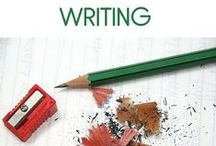 Write the Right Way / Writing activities, prompts, quotes and ideas for your students.