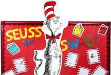Dr. Seuss / Here's to a full 24 hours to make a mess with the Cat in the Hat, dance around with the Fox in Sox and hear a Who with Horton.