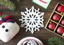 Christmas / Christmas holiday decorating, recipes, gift wrapping, and gift ideas.
