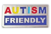 Autism Awareness / Shop for autism awareness products like the popular autism ribbon pin and the autism rubber bracelet. Autism awareness products are perfect for walks, fundraisers, and awareness campaigns. #Austism #Awareness