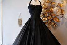 DRESSES / elegant evening dresses