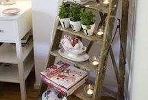 DIY Ideas / Rustic home ideas