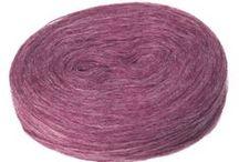 Yarn: Plötulopi / Icelandic plötulopi (plotulopi = unspun plates) - 100% new wool yarn each unit is 100-110 g (3.5 oz) approx. 300 m (328yd).