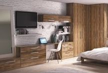 Bella Bedroom sets / Your bedroom is your place of relaxation and a place for you to escape, so make it your perfect get away.