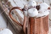 Bottoms Up! / Beverage recipes, punch, hot beverages, teas, coffees, hot chocolate, smoothies.