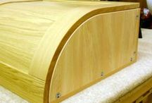 Solid timber curves / Working with solid timber curved doors, Bespoke kitchen replacement doors.