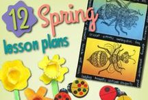 Welcome Spring! / Spring your classroom to life!