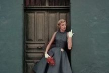 The Art of Fashion / Classic fashion trends and vintage design.