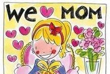 Moederdag: iedere moeder verdient een persoonlijk cadeau / Moederdag