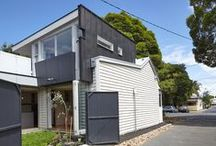 South Melbourne House 1 / Contemporary Architectural Addition to existing heritage home