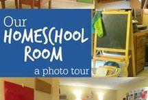 Homeschool Spaces