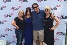 Lori & Julia from myTalk 107.1 / Lori & Julia exclusively endorse the Kris Lindahl Team at RE/MAX Results.