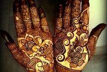 paint your hands! / mehendi designs.