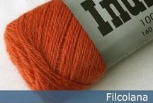 Yarn: Indiecita - Filcolana / Gorgeous 3 ply worsted spun 100% alpaca yarn from Filcolana