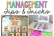 DIY Classroom Task Management / Keeping yourself and your students on task will benefit your classroom.  You won't miss a single beat because we have you covered!