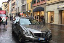 Taxi Privato Bergamo NCC / Il tuo Taxi Privato