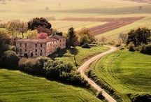 Italy / Inspiration and beauty - straight from our home, Italia!