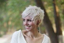 Short haircuts / hair_beauty / by Dori Pomranky