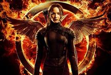 Hunger games / The best books I've ever read!!  / by •Erin•