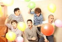 The Wanted / by MusicGeek2012