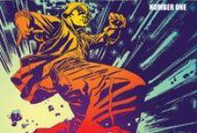 Cool Comic Covers
