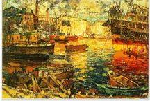 Живописное Сормово / Сормовские художники, Сормово в изобразительном искусстве