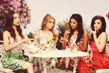 Pretty Little Liars / by MusicGeek2012