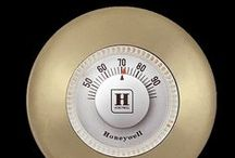 Vintage Honeywell / Innovating the thermostat for over 125 years. http://www.lyric.honeywell.com/innovation/