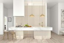 Kitchens / Beautiful examples of kitchens we love.