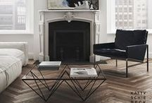 ∆ Fireplaces / Beautiful and inspiring fireplaces. Want your own? Go to www.annekedekkers.nl.