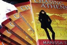 My Novel Chasing Athens / Pins that relate to my romantic comedy/women's fiction novel, Chasing Athens!