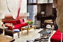 ∆ Famous interiors