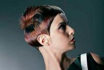 HAIR / Hair ideas, haircuts and hair colours from P4F Lab.