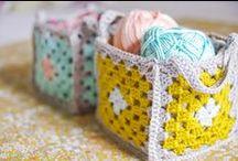 DIY ⋮ Crochet ☆