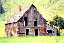 Barns & Buildings Winthrop, WA