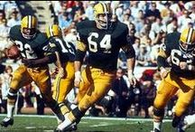 Green Bay Packer Greats / My favourite NFL team. Jerry Kramer was my idol as a kid and what is prettier than a Green Bay sweep? Read travel articles at www.whattravelwiterssay.com