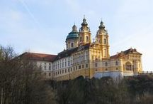 Melk, Austria / Melk, Austria, is next to the Wachau valley along the Danube. A population of 5,257, it is best known as the site of a massive baroque Benedictine monastery named Melk Abbey. Read travel articles at www.whattravelwiterssay.com