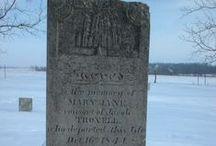 My Ancestors / A virtual cemetery of my direct ancestors