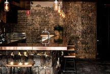 Pubs interior design