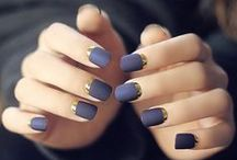 Nail-tique / Femmebot approved nail inspo ranging from classy to sassy.