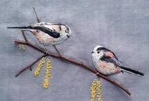 Textiles / Handmade art textiles