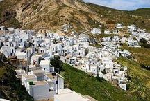 Serifos Island / Pictures of beautiful Serifos, a quiet island in the Cyclades.
