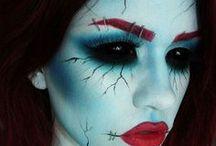 Horror Make-up