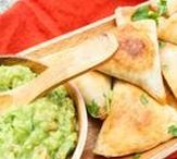 Yummy Mexican Delights Group Board / Yummy Mexican food recipes! From appetizers, meals, soups, drinks and desserts. This board is open to contributors. If you would like to join group, please follow me here and send me a message to: cathy@mexicanappetizersandmore.com. Would love to have you!