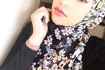 Floral Hijabs