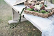Flora & Terris, 29 Sept. Castello Di Vicarello / Wedding Design: Chic Weddings In Italy Flower Decor: La Rosa Canina FIRENZE / by La Rosa Canina FIRENZE