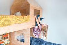 Wooden Kids Room / Nursery Home Decor for Childrens